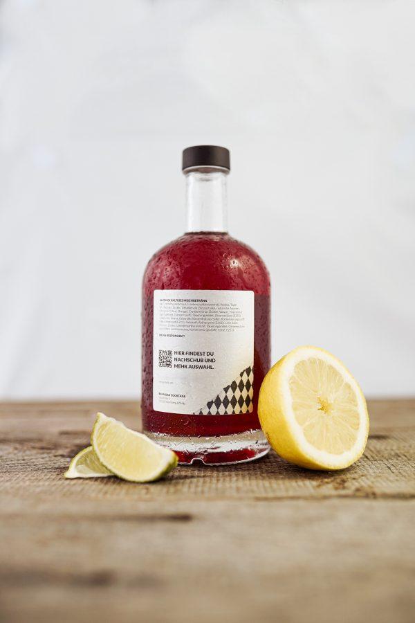 Cosmopolitan Cocktail aus der Flasche bestellen - Bavarian Cocktails Online Shop
