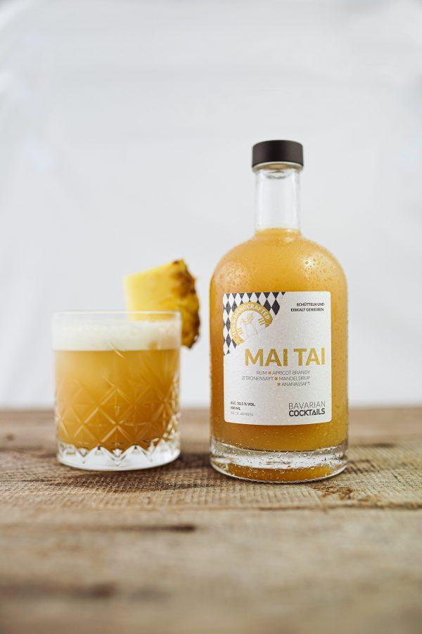 Mai Tai aus der Flasche bestellen - Bavarian Cocktails Online Shop