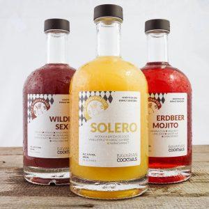 Bavarian Cocktails Online Shop - Sparset