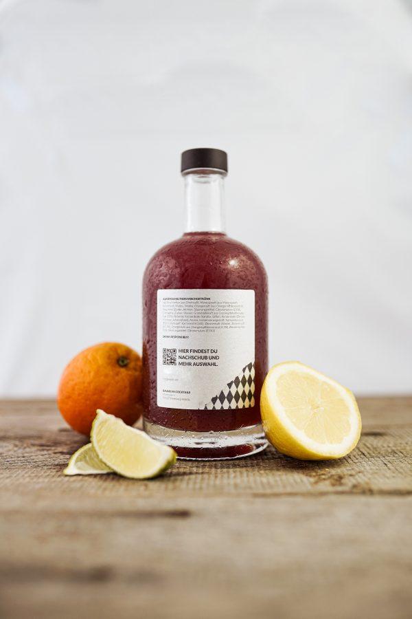 Wilder Sex Cocktail aus der Flasche bestellen - Bavarian Cocktails Online Shop