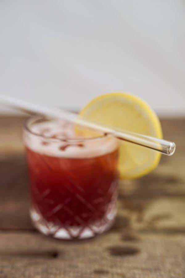 Bavarian Cocktails Online Shop - Trinkhalm aus Glas